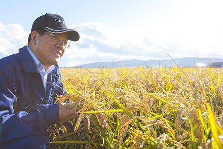 地元発想・全国視野の農ビジネスを! もち米の里 ふうれん特産館