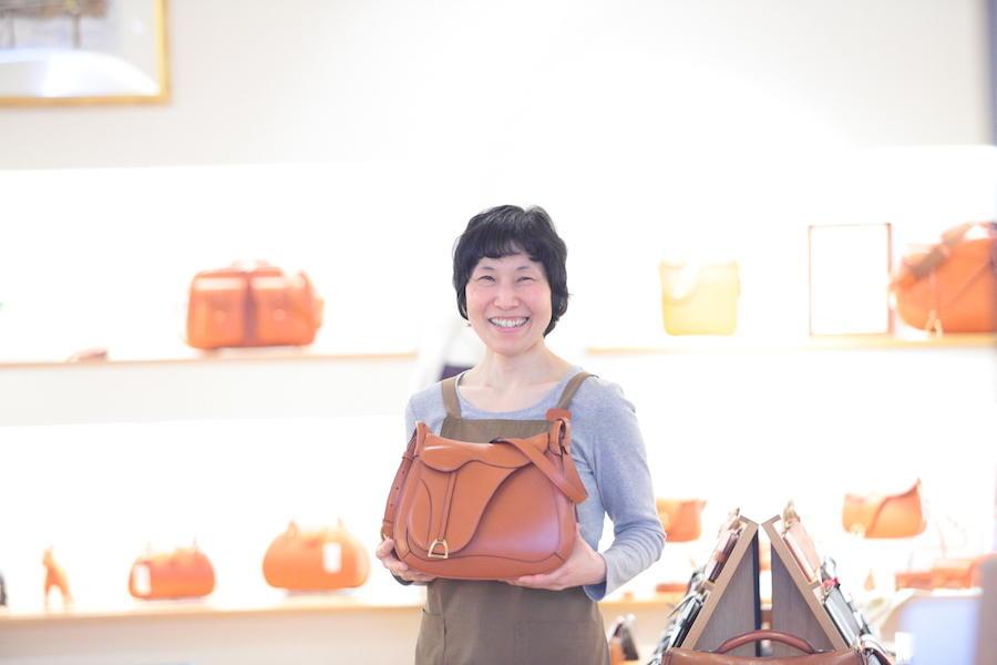 一生愛されるバッグをみんなで、手作りで。鞄のいたがき