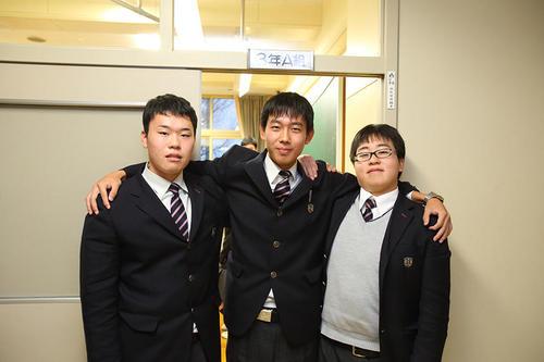 池田高校の3年生が模擬議会にチャレンジ!