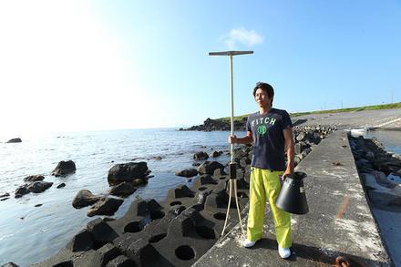 離島に都会的ビジネス感覚を持ち込んだ漁師。