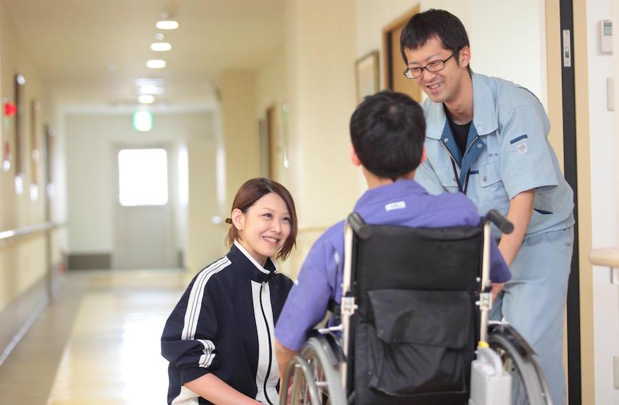 障がいを持つ人に手を差し伸べる会社です。北海道光生舎
