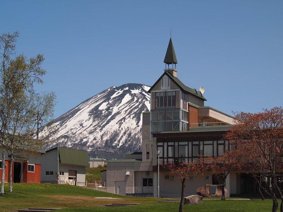 北海道ニセコ高等学校