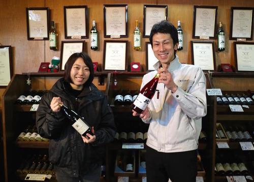 元出版社の営業&女子大生が千歳のワインに魅せられて