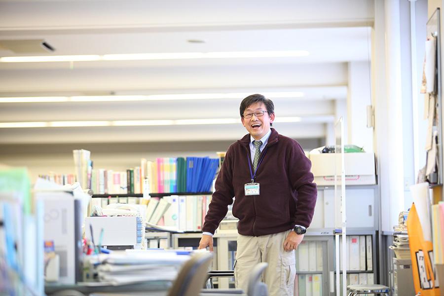 53歳で東神楽に移住した男性のお話。
