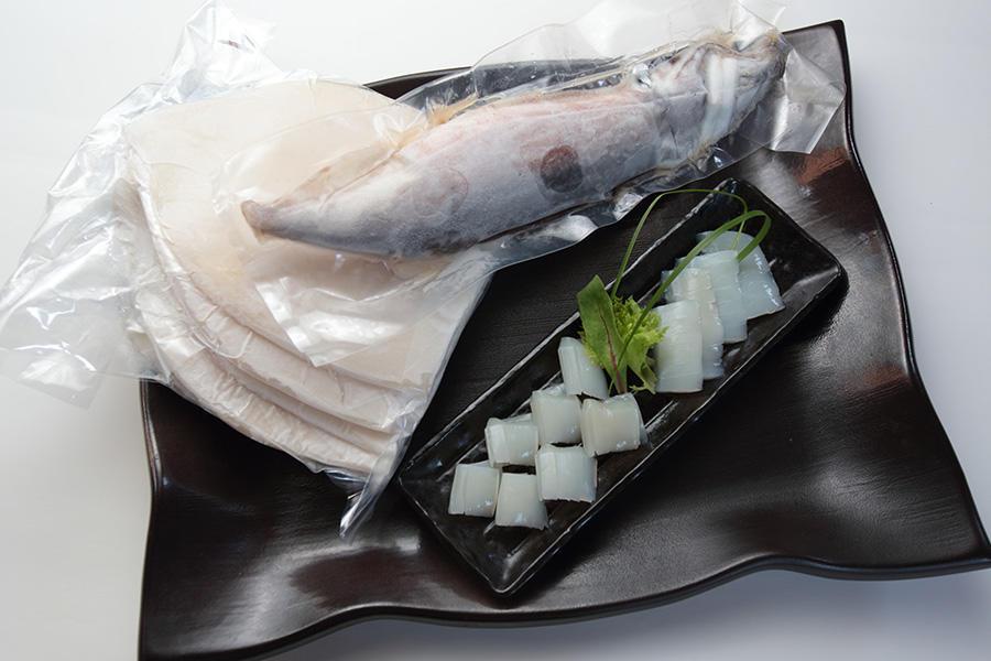 マイナス55度で魚介の鮮度を守る!有限会社嘉楽