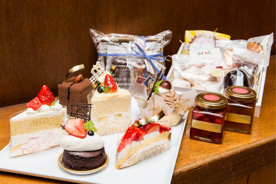 若きパティシエが集う、洋菓子のファームソレイユ。
