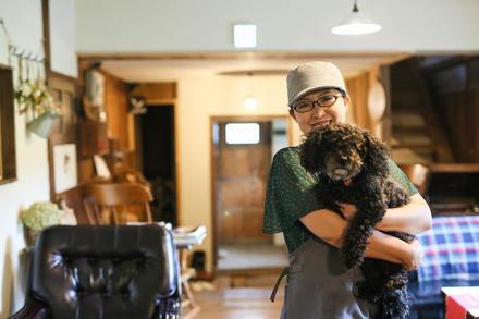 北海道で「カフェをやりたい!」を実現した女性オーナー