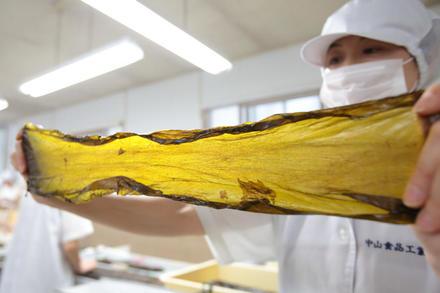 道産昆布オンリーの珍味! 中山食品工業株式会社