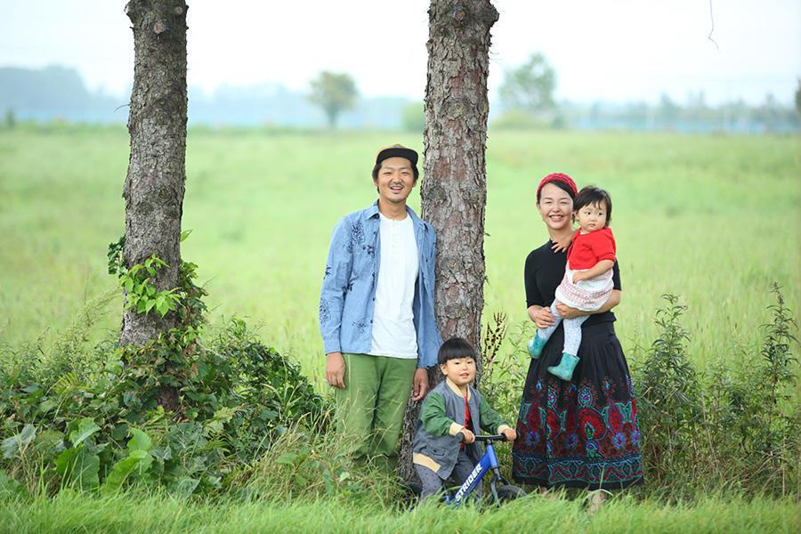 求めていた暮らしを上士幌で実現した家族。
