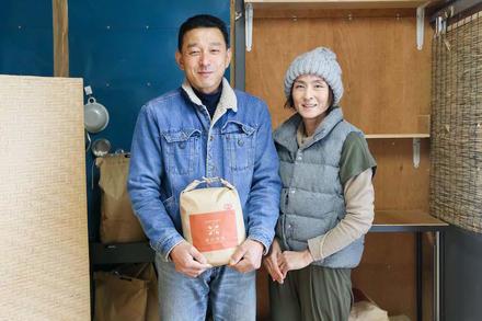 岩見沢で100年の歴史を守る米農家