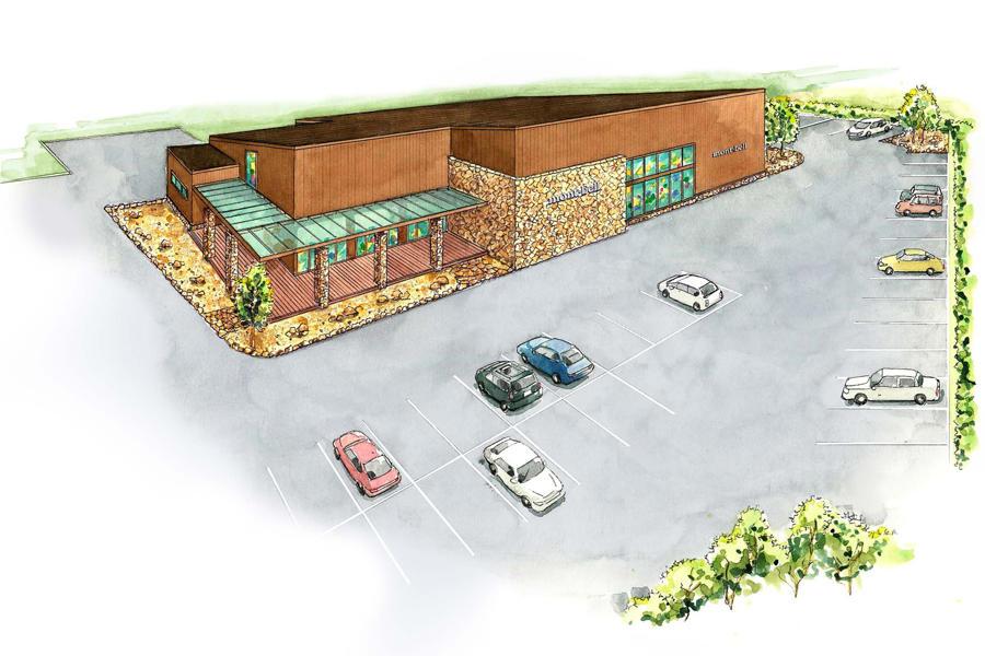 mont・bell の新店舗が北海道小清水町にオープン!