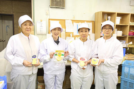 チーズづくり発祥の地で伝統を受け継ぐ。有限会社プロセスグループ夢民舎