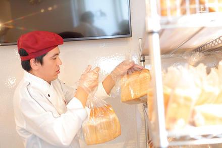 北海道初の角食専門店。角食LABO