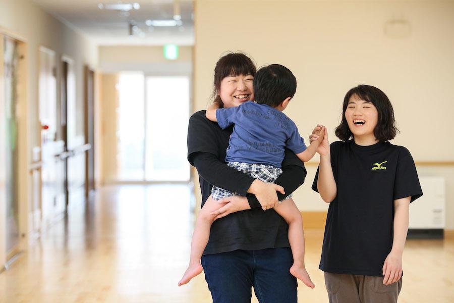 子どもたちに教わり、共に成長する。社会福祉法人北海道光生会