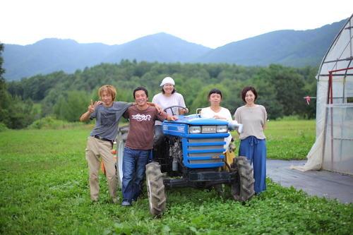 アスパラを軸に、「よそ者」目線で考える、農業と村の未来とは?