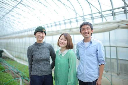 優しく見守る温かい環境で、野菜も人も育つ農園