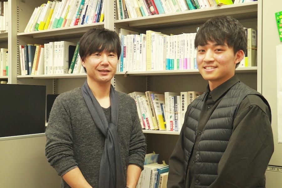 クリエイティビティを学ぶ先の「新しい世界」をつくる大学生