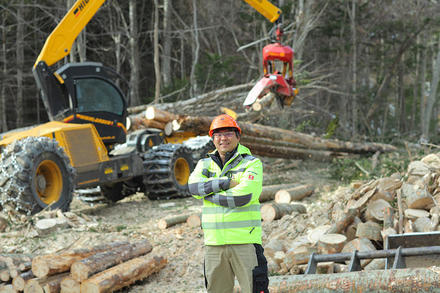 【VR】林業の新しいカタチを見つめる若き社長。北村林業(株)