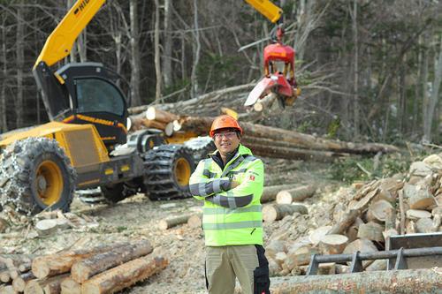 【VR】林業の新しいカタチを見つめる若き社長。