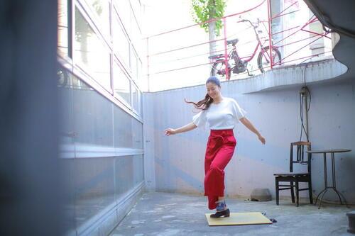 足音で奏でるメロディー。北海道と世界を繋ぐフリータップダンサー