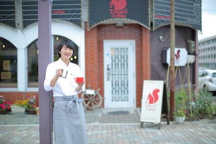 22歳、地域おこし協力隊をやりつつカフェをオープン!