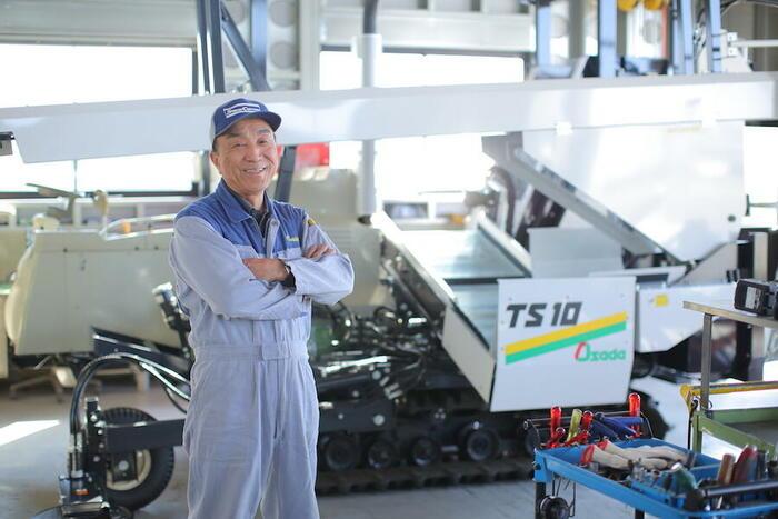 北海道の農を見守り、ひっそりと業界を支え続けた職人