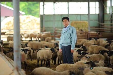 羊から始まる六次産業ーかわにしの丘 しずお農場(株)