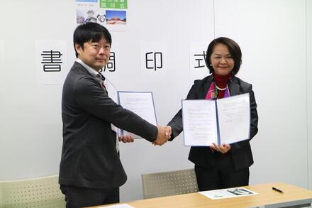 さっぽろイノベーションラボと、関東沖縄IT協議会が連携しました。