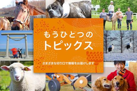 北海道で動物とかかわる人々のおはなし