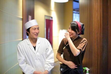 恵庭で大人気!北海道のこだわりの食財を使ったお料理を提供する会社でスタッフ募集!