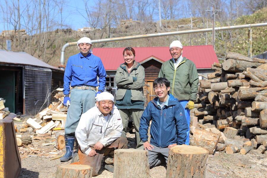 四季を感じて働く!林業女子が語る仕事の良さ。堀川林業(株)