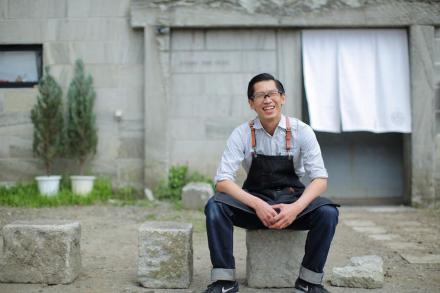 世界へ飛びだした料理人が、故郷に創った理想の場所。