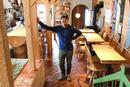 「40カ国を旅し、南極にも2年住んだ。でも北海道なんだよね」