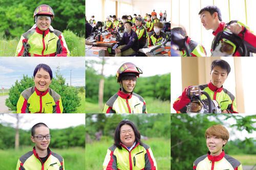 北海道唯一!林業の専門学校で学ぶ、バラエティ豊かな生徒たち