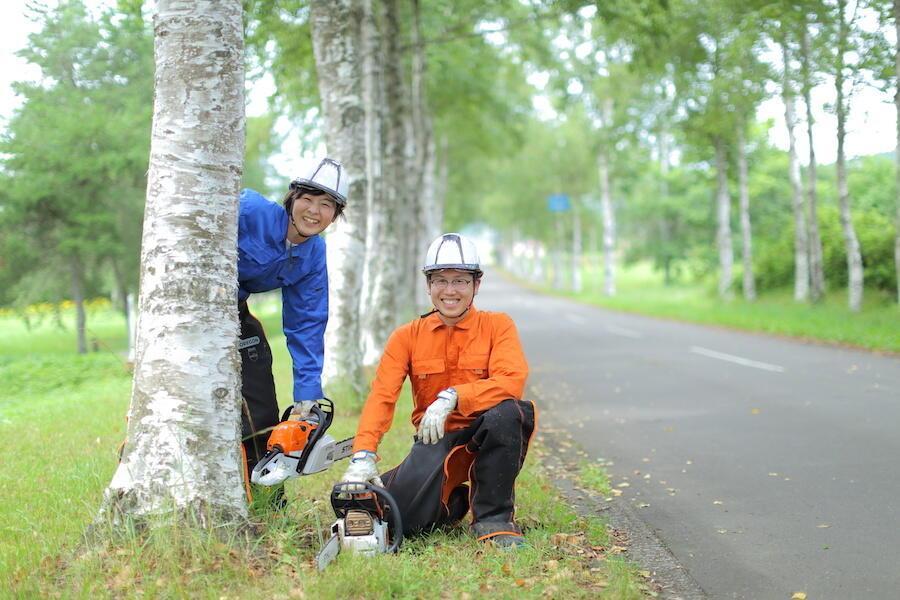 林業を柱に、自分らしく生きる道を。池田町地域おこし協力隊