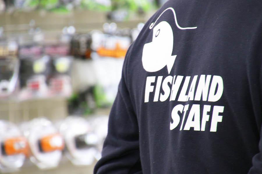 かかりつけの病院的存在!釣りの楽しさを広め続けるフィッシュランド