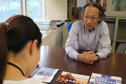 北海道漁業就業支援協議会を訪ねてみた!
