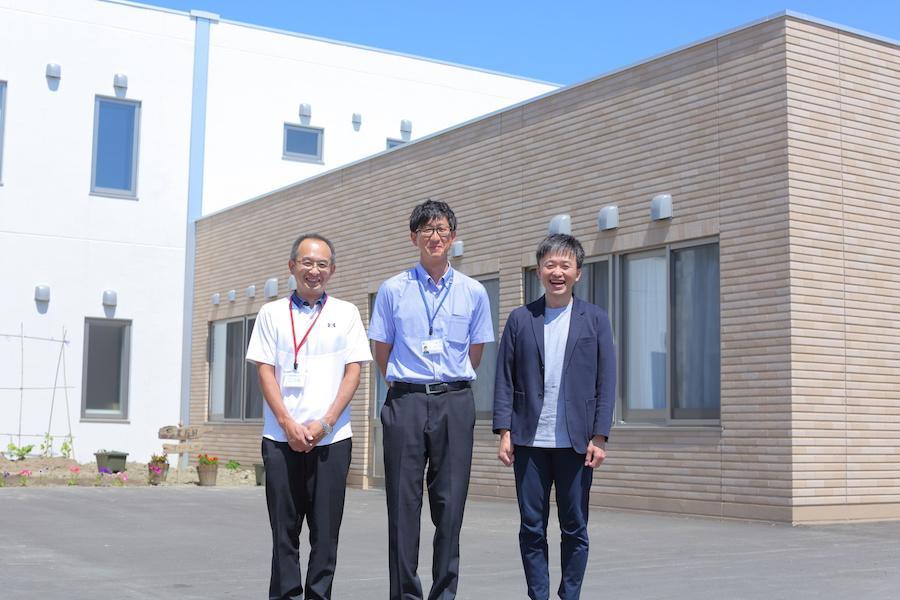 誰もが本音で働ける場所づくり。北海道厚真福祉会