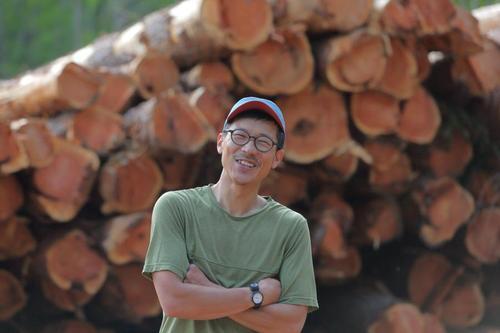 若い仲間が続々集い、町の森と林業を守る。有限会社丹羽林業