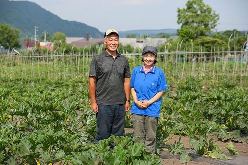 都市農業と自然栽培の魅力を次代につなぐために。