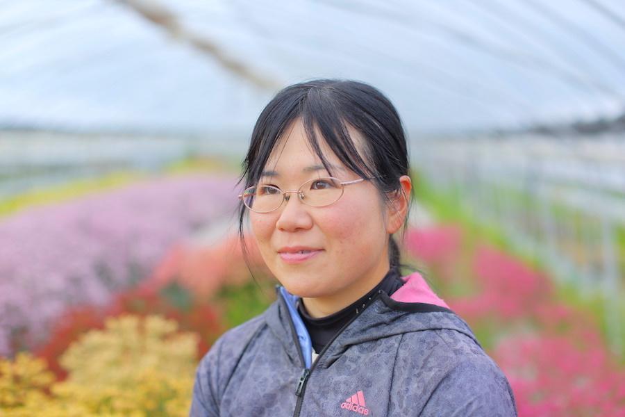 花を育てたい!楽器業界から花き農家へ転身した女性のお話
