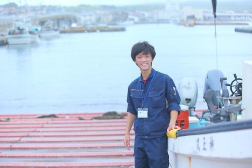 小学4年生で抱いた漁師になる夢!奥尻高校への島留学で叶える