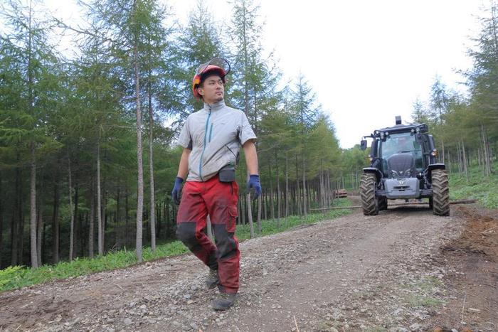 持続可能な林業を、鶴居村から発信!