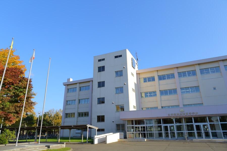 北海道恵庭南高等学校
