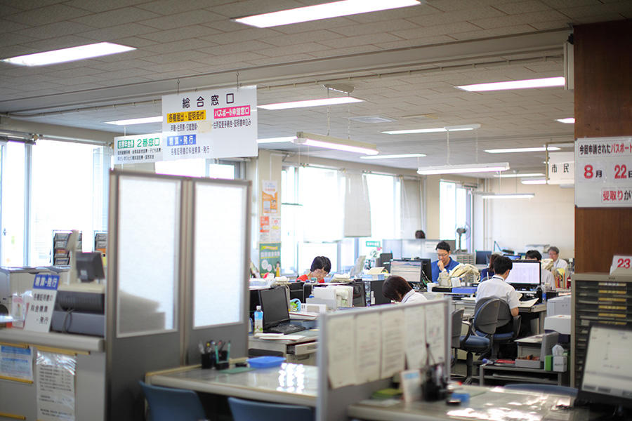 https://kurashigoto.hokkaido.jp/image/fukagawashiyakusho_14.jpg