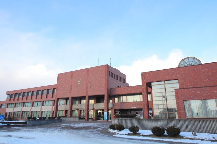 上士幌町役場