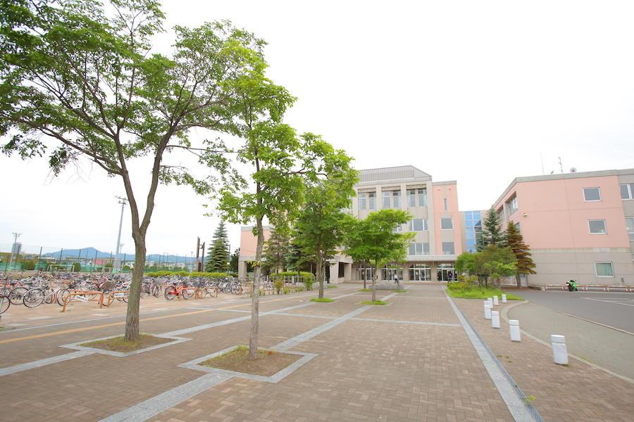 北海道札幌琴似工業高等学校