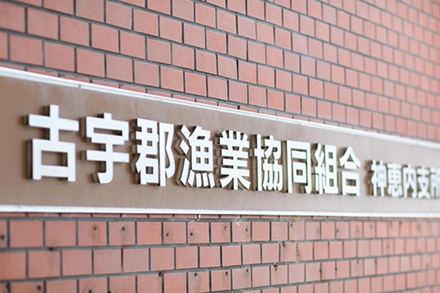 古宇郡漁業協同組合 神恵内支所