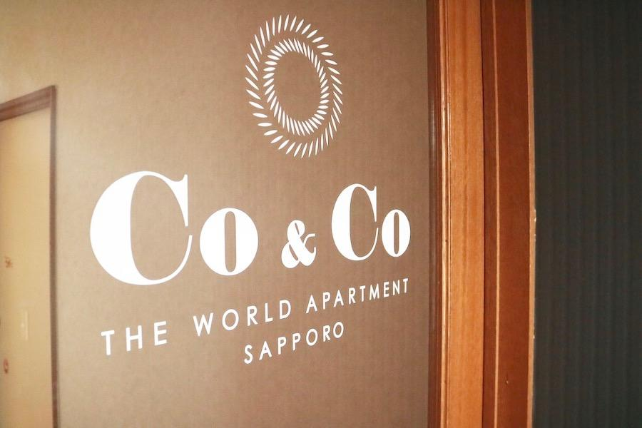 THE WORLD APARTMENT Co&Co Sapporo(株式会社CO&CO)